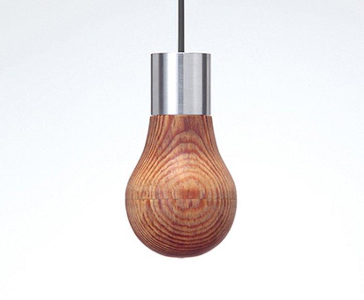Inventan y comercializan una bombilla de madera
