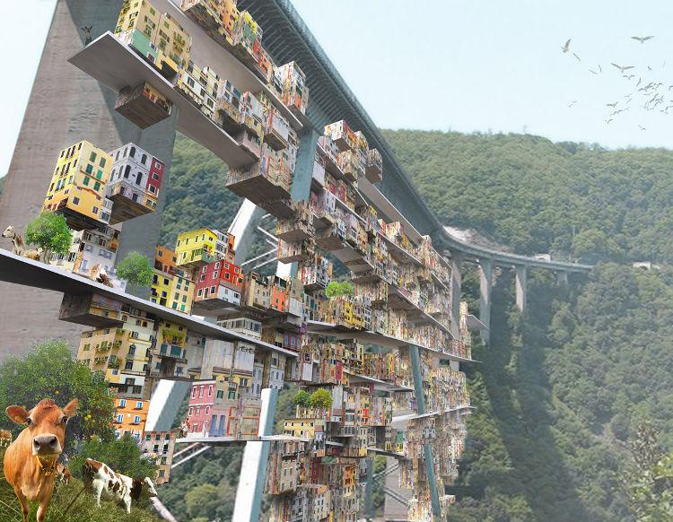 Urbanizacion ubicada arco viaducto2