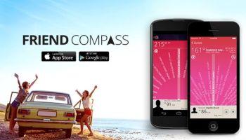 Cómo llegar a casa de tus amigos con Friend Compass 1