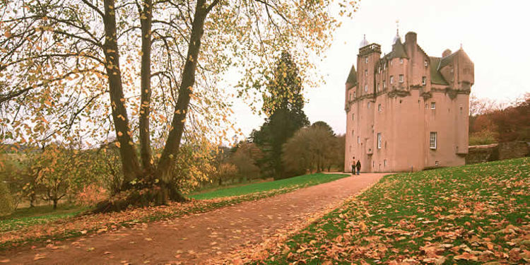 Castle Trail ruta castillos noreste Escocia