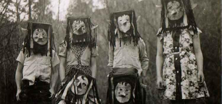 Las raíces de la fiesta de Halloween