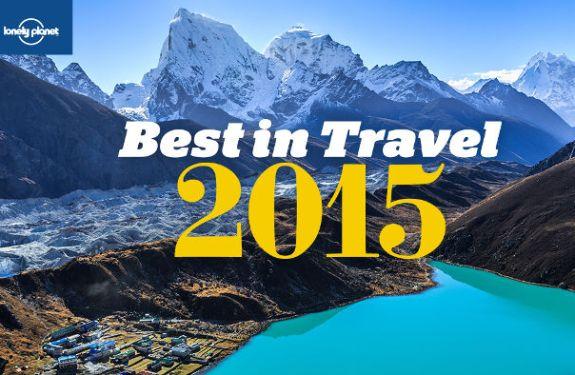 Los mejores destinos para viajar en 2015, según Lonely Planet