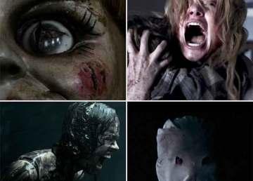 Las películas más terroríficas de la temporada