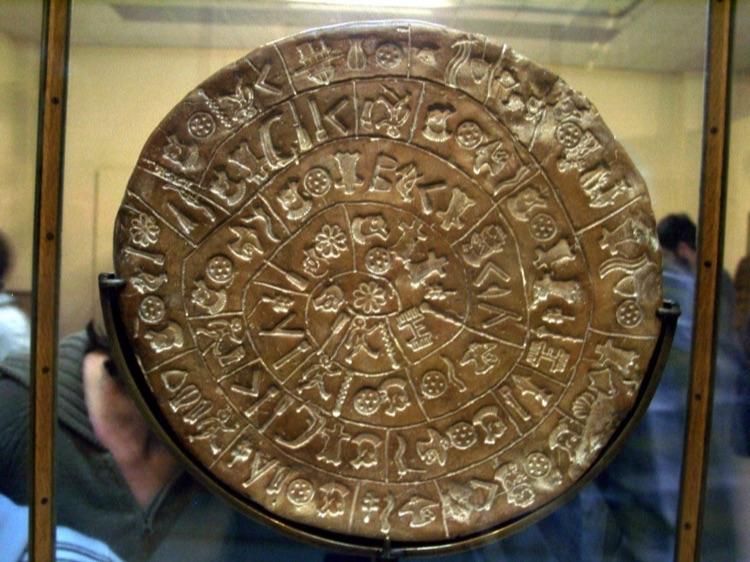 Descifrando el Disco de Festos, uno de los grandes misterios de la Antigüedad