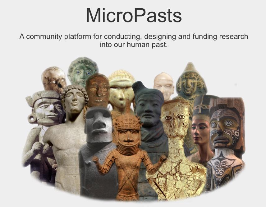 El crowd-funding llega a la arqueología con MicroPasts