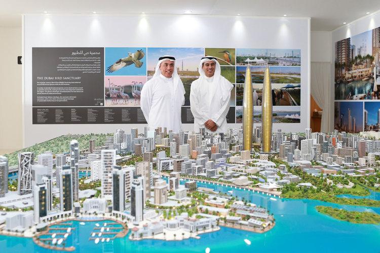 Dubai planea construir torres gemelas mas altas mundo