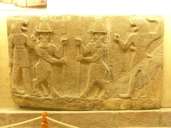Reabren Carquemis ciudad excavada Lawrence Arabia2