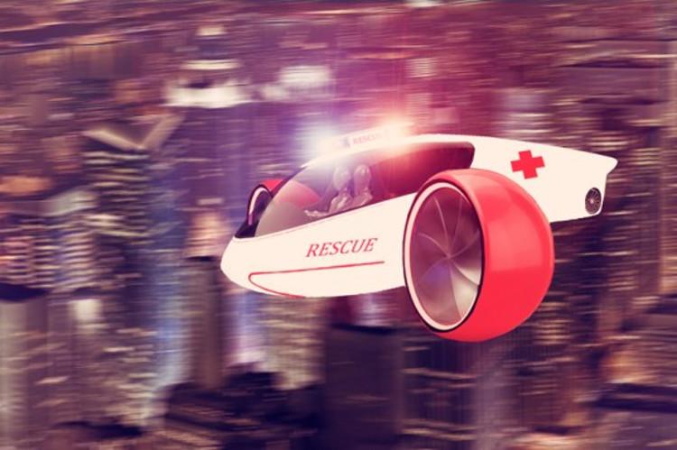 Skylys, otro coche volador en proyecto