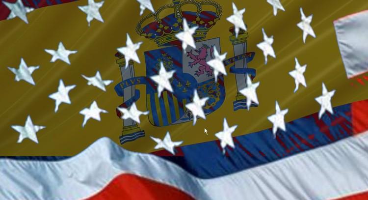 La herencia española en las banderas y los escudos de los Estados Unidos