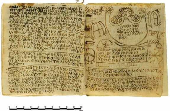 Descifrado un antiguo manuscrito copto de rituales mágicos