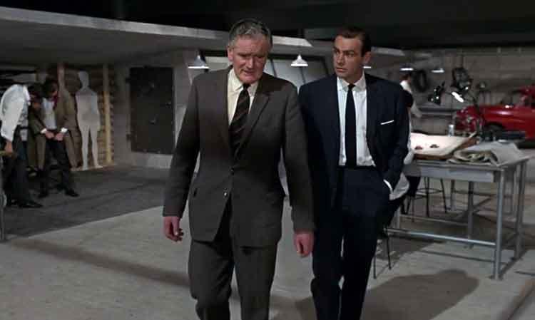Q, el personaje de la saga James Bond que realmente existió
