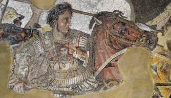 Atenas tendrá su estatua de Alejandro Magno 2