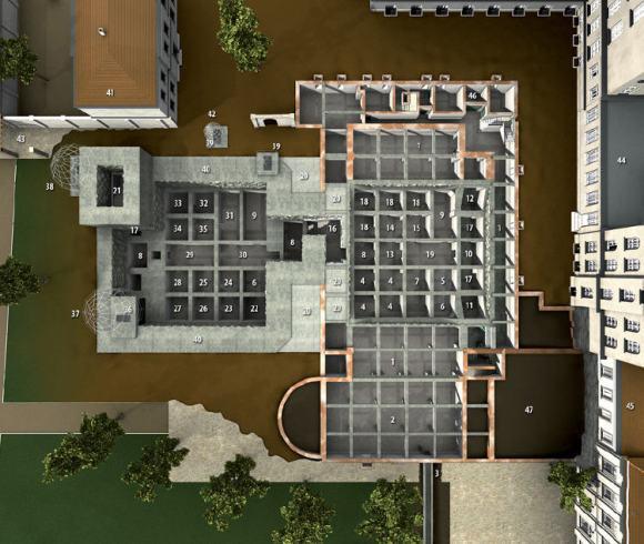 Construyen replica bunker Hitler 3