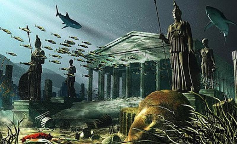 Oricalco, el legendario metal de la Atlántida, encontrado en un pecio de hace 2.600 años
