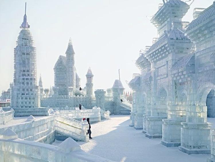 Harbin y su festival de hielo y nieve