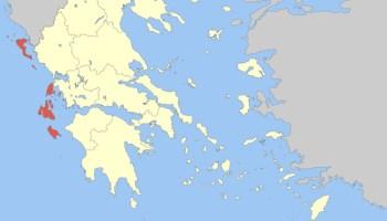 Navegando por las Islas Jónicas