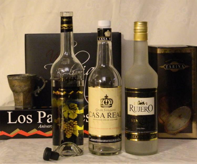 Singani y chuflay, bebidas bolivianas por excelencia