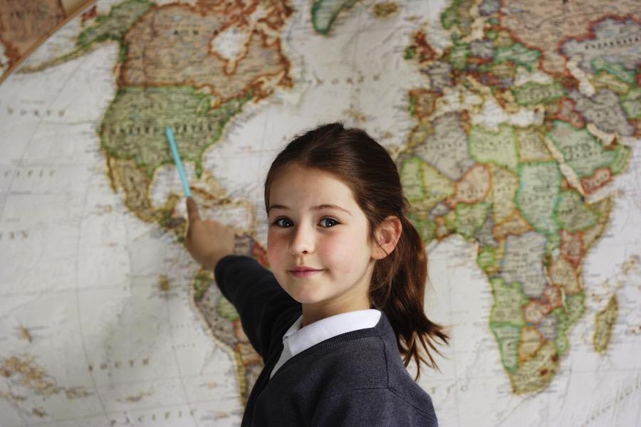 10 hechos geográficos sorprendentes