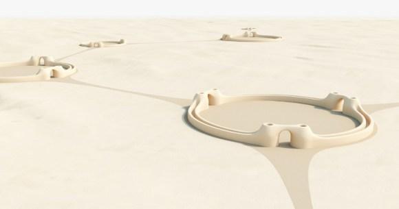 Como crear ciudad autosuficiente desierto 2