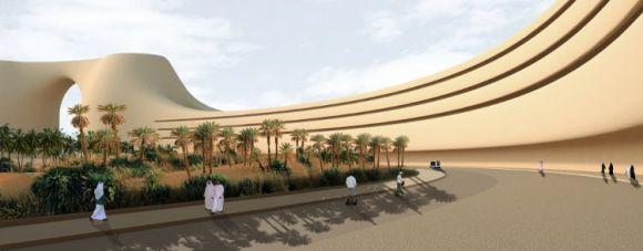 Como crear ciudad autuficiente desierto 3