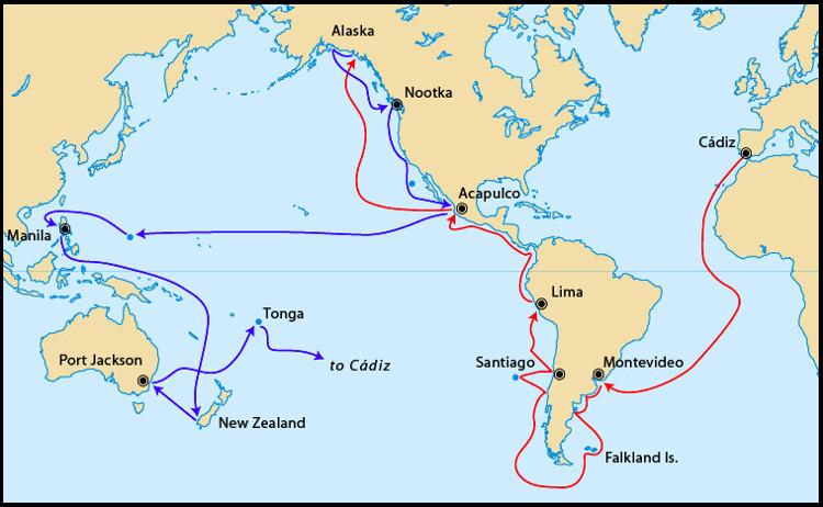 Cuando España planeo atacar Australia 5