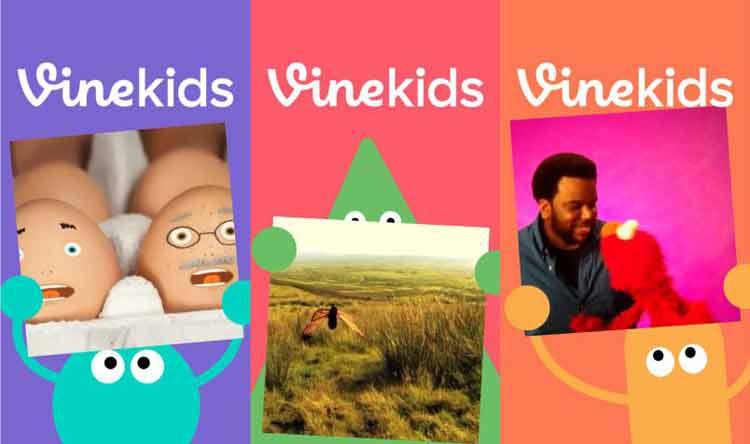 Vine Kids: los niños ya pueden hacer vídeos cortos