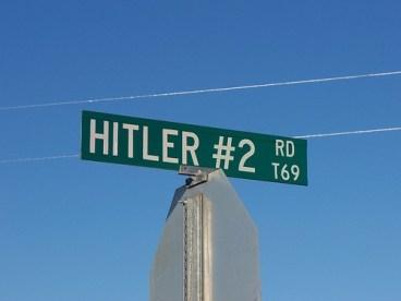 La ciudad de Ohio que está llena de Hitlers 1