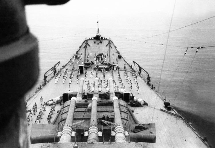 Paul Allen encontró los restos del Musashi, el mayor barco de guerra de la historia