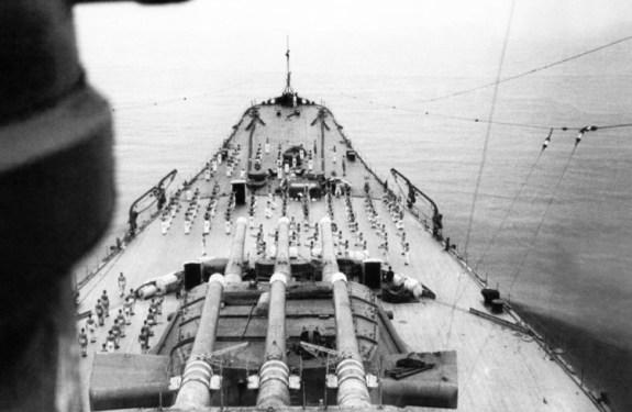 Paul Allen encuentra los restos del Musashi, el mayor barco de guerra de la historia 1