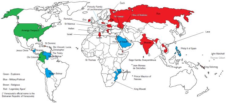 Mapa por BlackJackKetchum