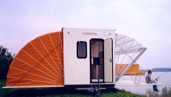 Viajar en caravana: cuatro opciones originales 2