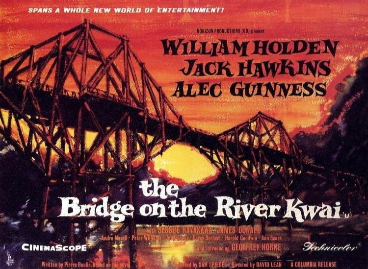 Nunca hubo un puente sobre el Río Kwai