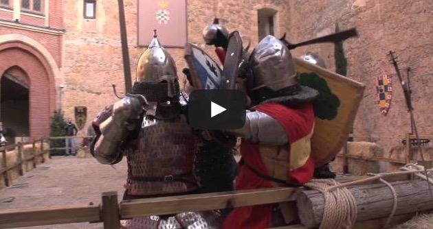 Empieza el Campeonato Mundial de Combate Medieval