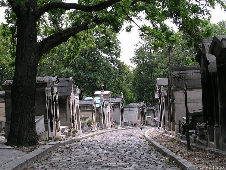 Los cementerios de París (I)