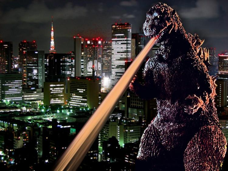 Godzilla, nuevo icono turístico de Tokio