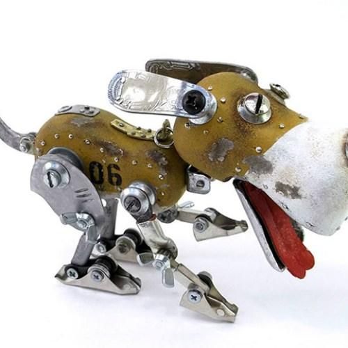 Las insólitas criaturas steampunk de Igor Verny 6
