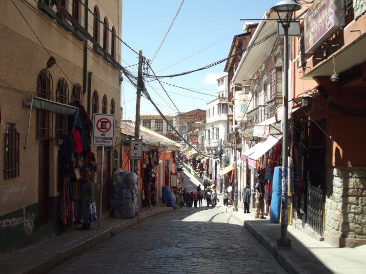 La peculiar idiosincrasia de La Paz