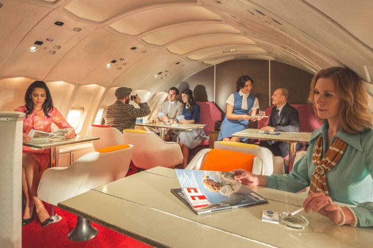 Reviviendo la experiencia de volar en un Jumbo de Pan Am