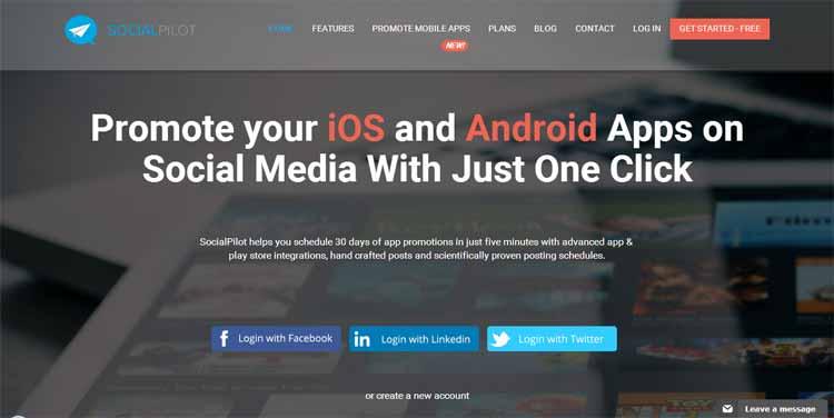 SocialPilot, la alternativa a Buffer para compartir contenidos en redes sociales