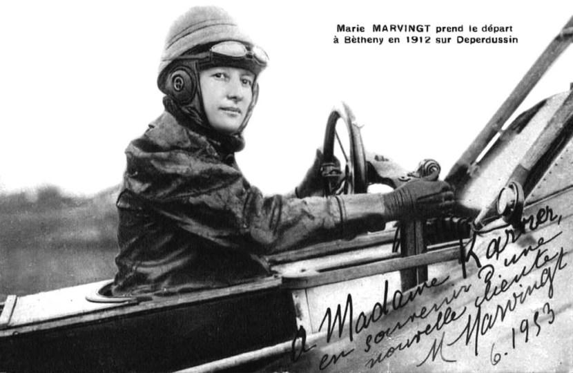 Marie Marvingt