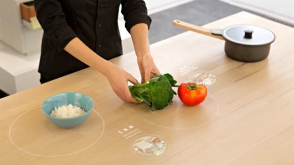 Cocina multifuncional futuro 2