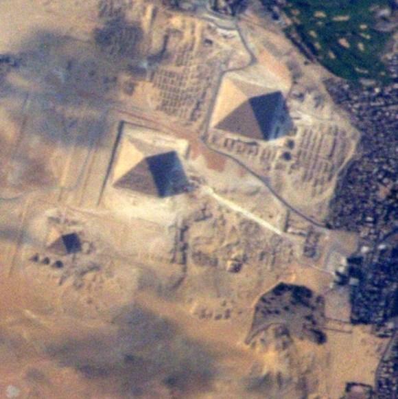 Espectaculares fotos sacadas por astronauta 2