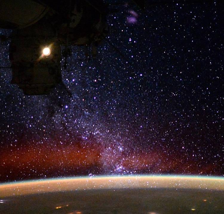Espectaculares fotos sacadas por astronauta 4