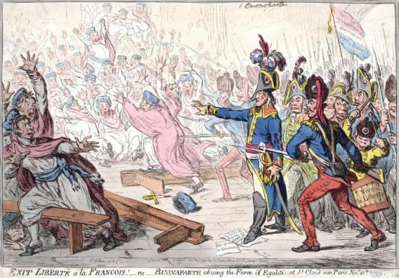 Exposiciones sobre Waterloo y Napoleon 2