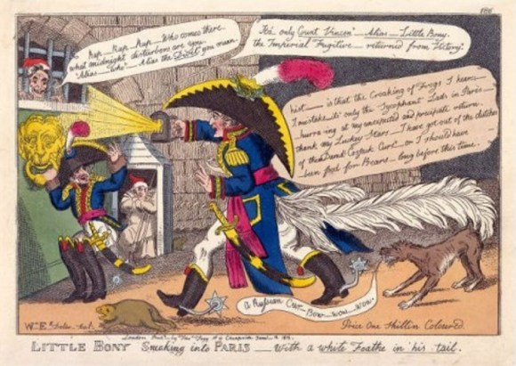 Exposiciones sobre Waterloo y Napoleon 3