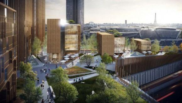 Paris tendra mayor edificio madera mundo 2