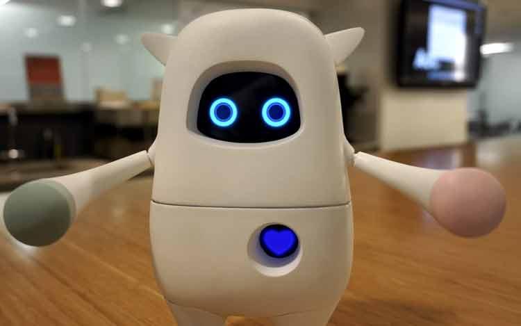 Musio, el robot inteligente que todos querremos tener
