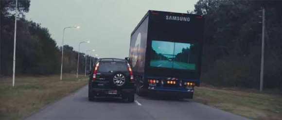LaBrujulaVerde-SamsungSafetyTruck