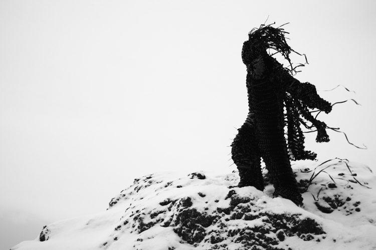Misteriosos gigantes Islandia 2