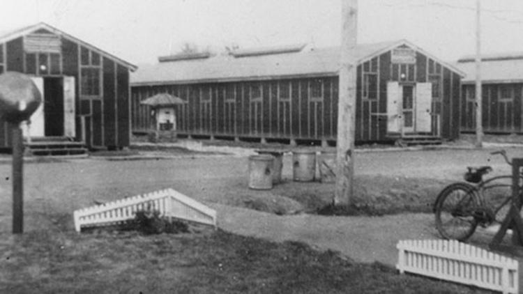 Fritz Ritz campos concentracion texanos prisioneros alemanes 1